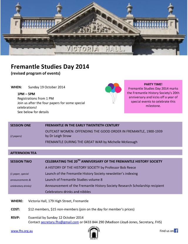 Studies Day poster 2014 revisedAB-page1