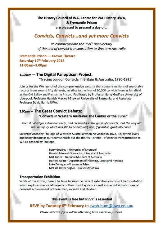 Convicts in WA - Digitial Panopticon and Debate.jpg
